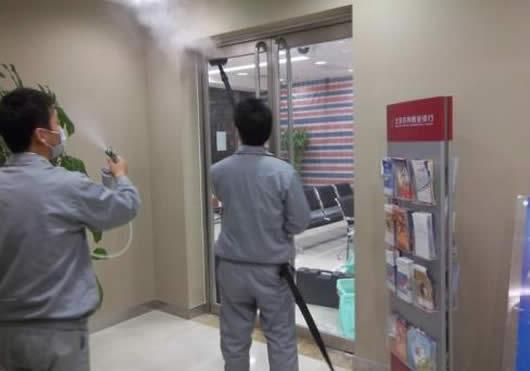 针对室内空气治理流程